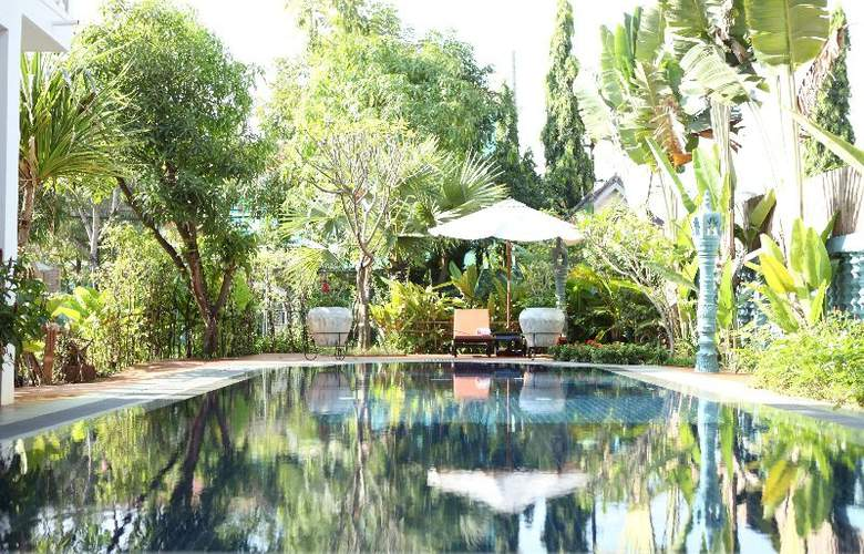 The Frangipani Green Garden Hotel & Spa - Pool - 1