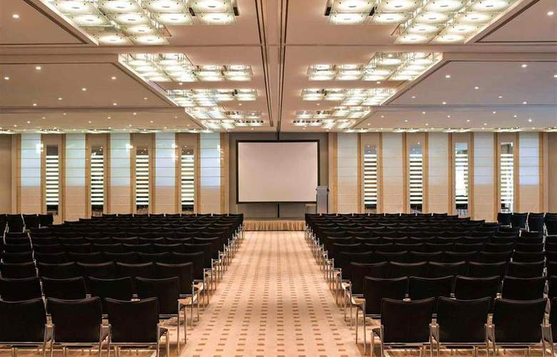 Pullman Berlin Schweizerhof - Conference - 12