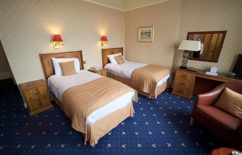 Best Western Glendower - Room - 112