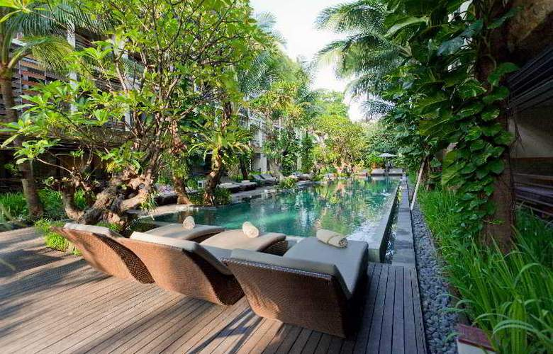 The Haven Hotel Seminyak - Pool - 3