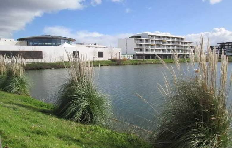 Mer et Golf Appart-Hotel Bordeaux Lac - Bruges - Hotel - 14