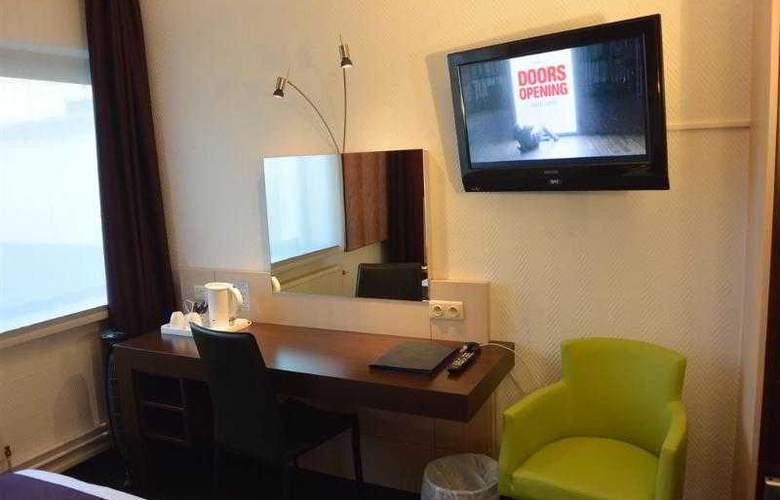 BEST WESTERN PLUS Hotel Casteau Resort Mons - Hotel - 37