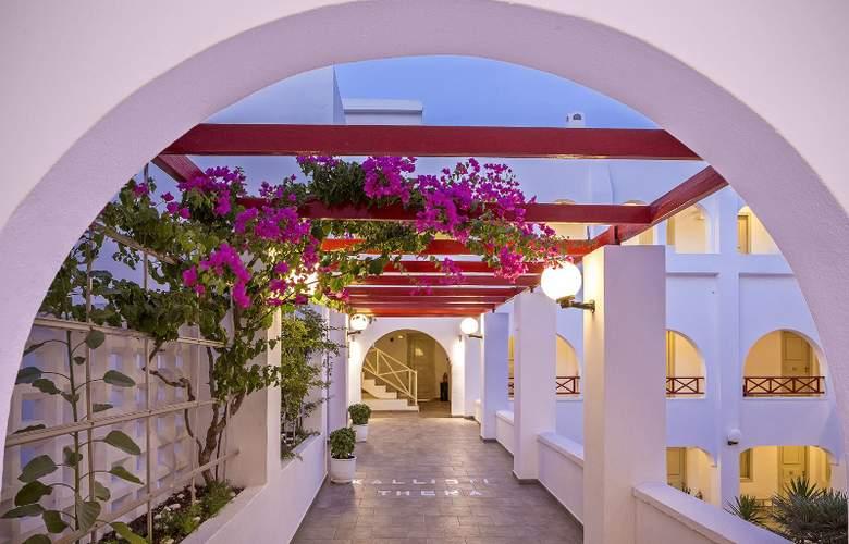 Kalisti Hotel & Suites - Hotel - 11
