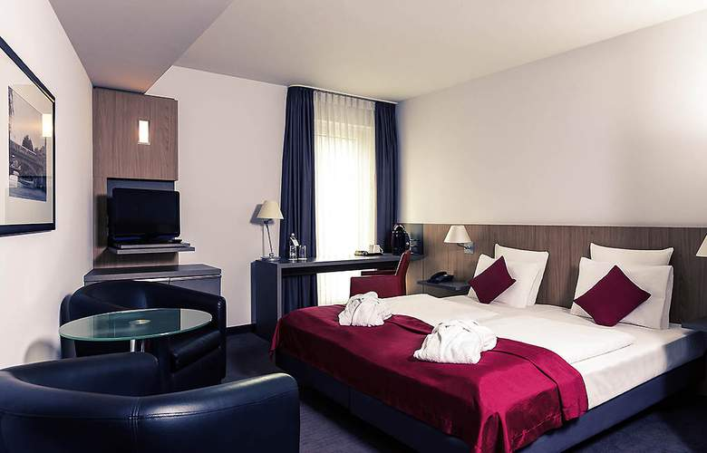 Mercure Hamburg Mitte - Room - 6