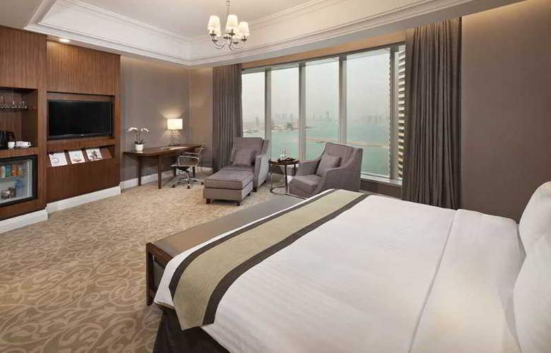 Crowne Plaza Doha West Bay - Room - 4