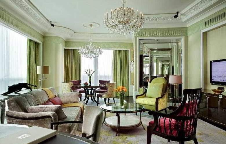 St. Regis Hotel Singapore - Room - 25