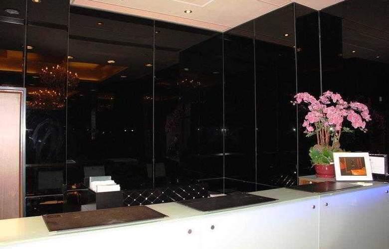 Best Western Hotel Causeway Bay - Hotel - 8