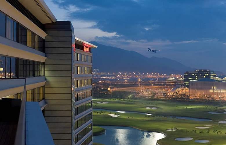 Hong Kong SkyCity Marriott Hotel - Hotel - 0