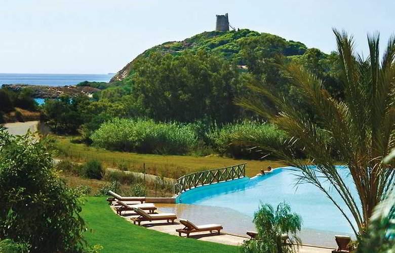 Parco Torre Chia - Pool - 6