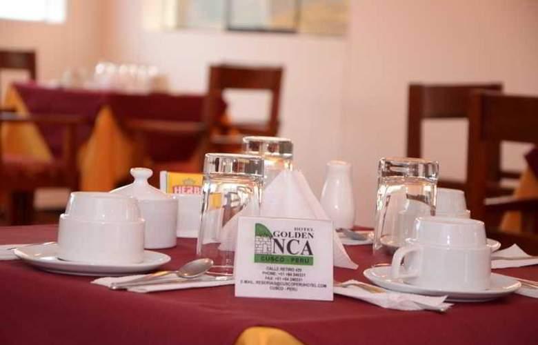 Hotel Golden Inca - Restaurant - 1