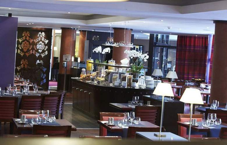 Golden Tulip Paris CDG Airport Villepinte - Restaurant - 4