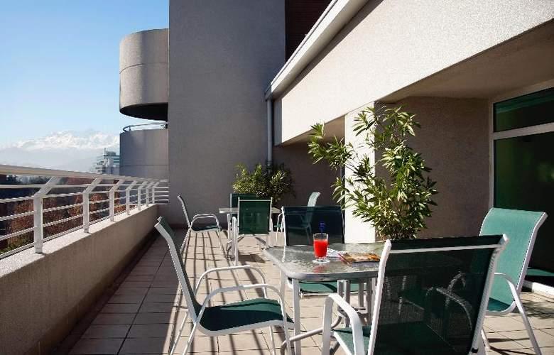 Novotel Santiago Vitacura - Terrace - 30