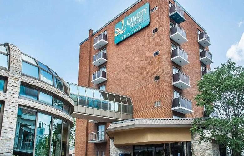 Quality Hotel Fallsview Cascade - Hotel - 0