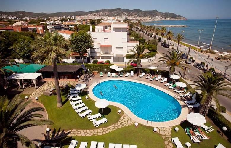 Best Western Hotel Subur Maritim - Pool - 96