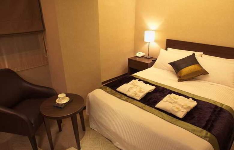 Paradise Hotel Taipei - Room - 4
