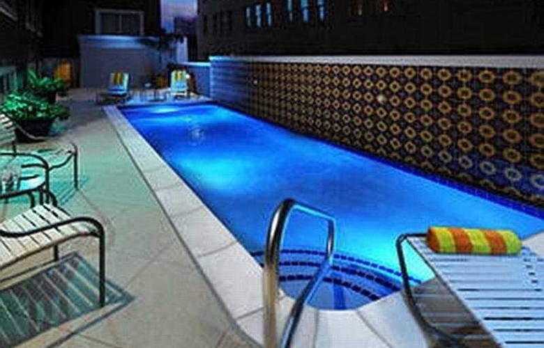 San Antonio Courtyard By Marriott Riverwalk - Pool - 4