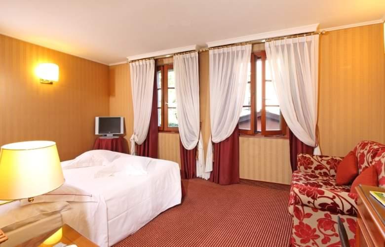 Hotel Lugano Dante Center - Room - 5