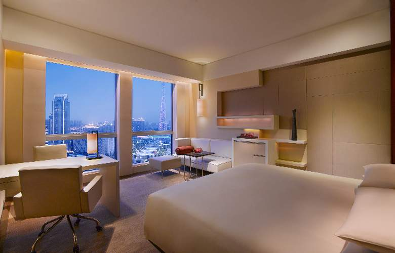 Grand Hyatt Guangzhou - Room - 3