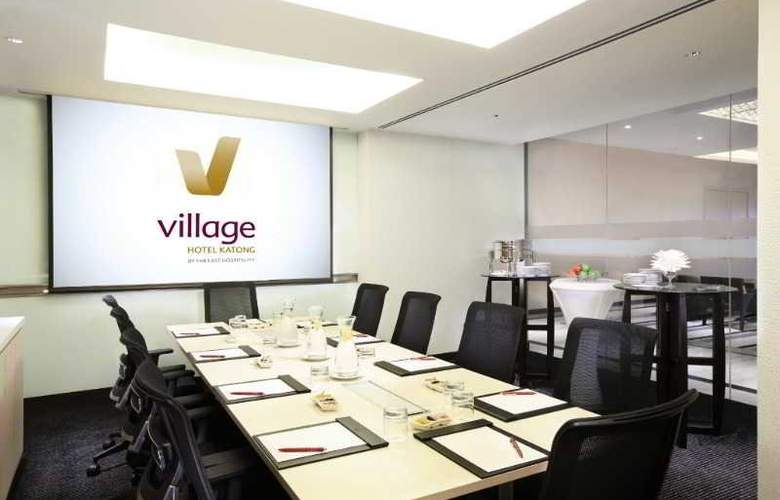 Village Hotel Katong - Conference - 13
