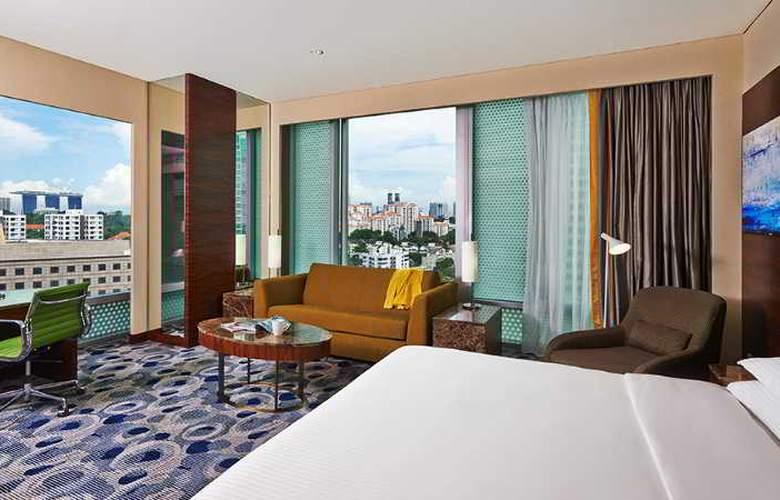 Jen Orchardgateway Singapore - Room - 6
