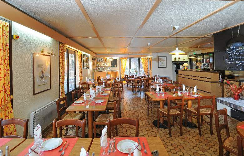 Campanile Nancy - Restaurant - 3