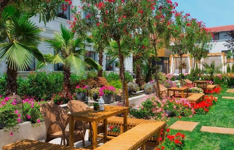 Sura Hagia Sophia Hotel - Terrace - 83