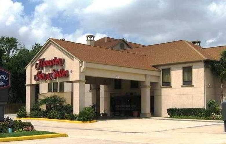 Hampton Inn & Suites Houston Cypress Station - Hotel - 0
