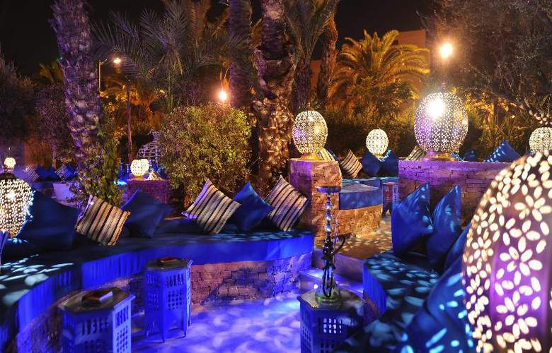 Sofitel Marrakech Lounge and Spa - Bar - 27