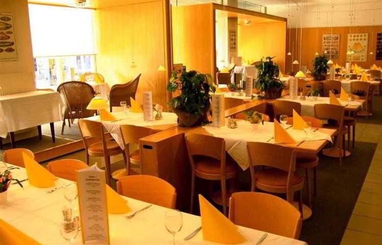 BEST WESTERN Hotel Sonne - Hotel - 8