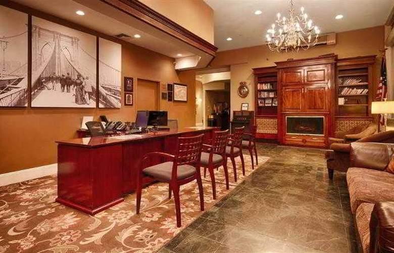 Best Western Plus Seaport Inn Downtown - Hotel - 33