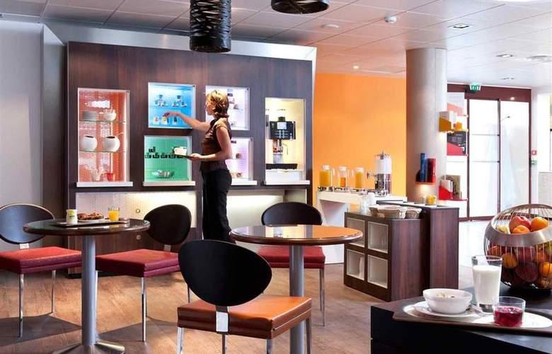 Novotel Suites Paris Velizy - Restaurant - 42