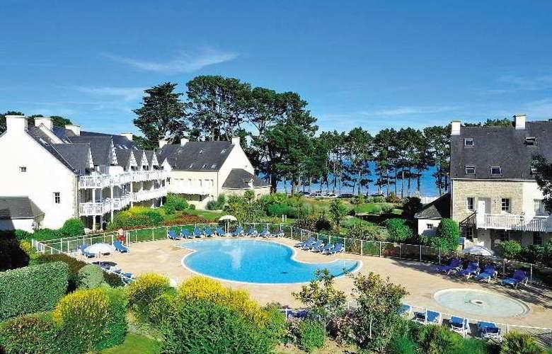 Résidence Pierre & Vacances Cap Azur - Pool - 3