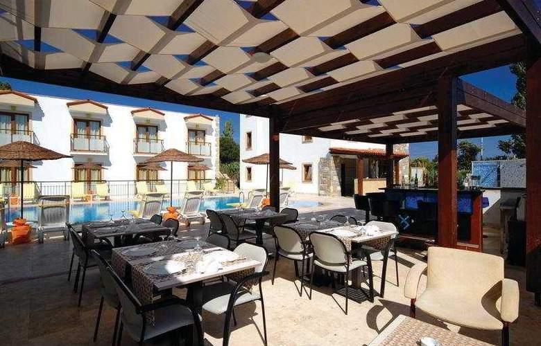 Sofabed Butik Hotel - Restaurant - 8