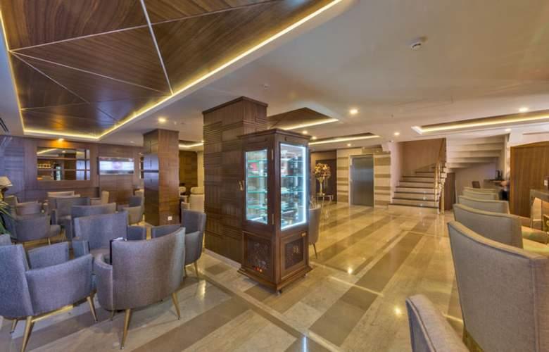 Bekdas Hotel Deluxe - Bar - 65