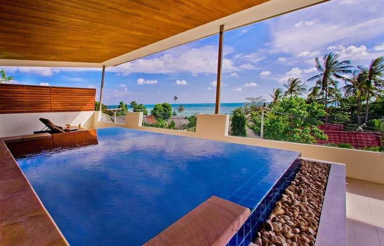 Beach Republic the Residences (Lamai Villas) - Pool - 10