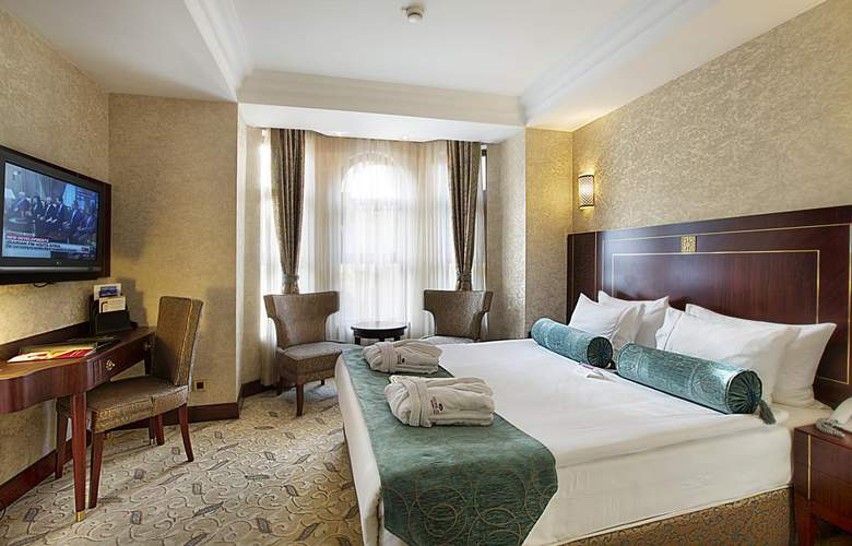 Crowne Plaza Istanbul - Old City - Room - 2