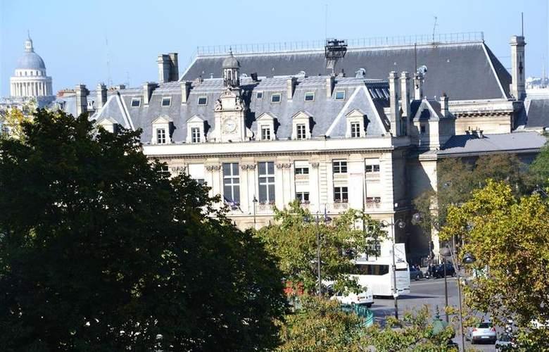 Best Western Paris Italie - Hotel - 10