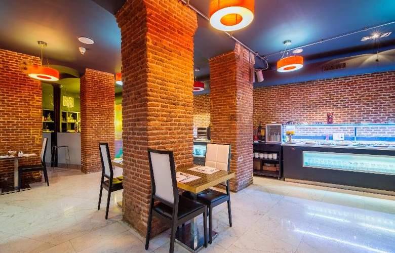 Petit Palace Posada del Peine Madrid - Restaurant - 16