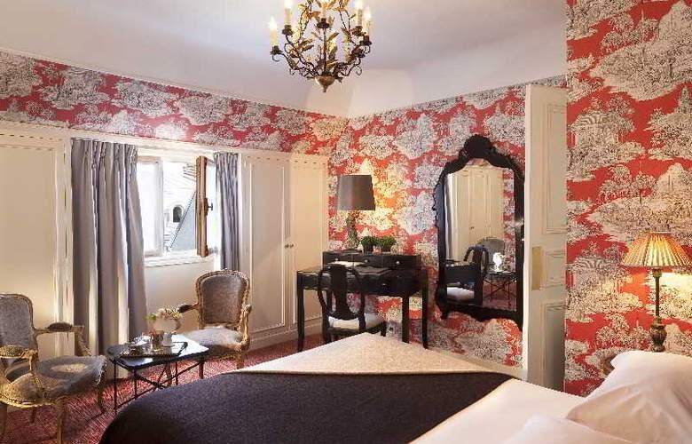 West end Paris - Room - 16