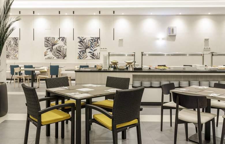 Aparthotel Ilunion Sancti Petri - Restaurant - 19
