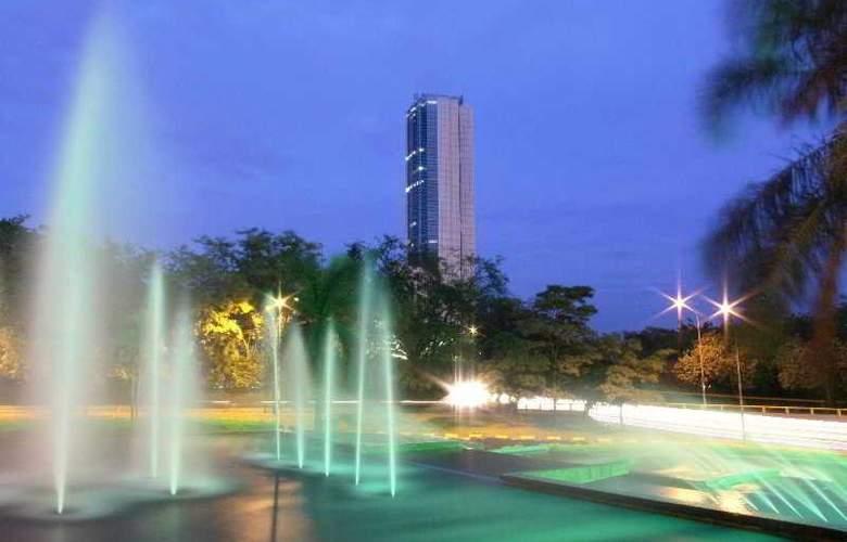 Sercotel Torre de Cali Plaza Hotel - Sport - 4