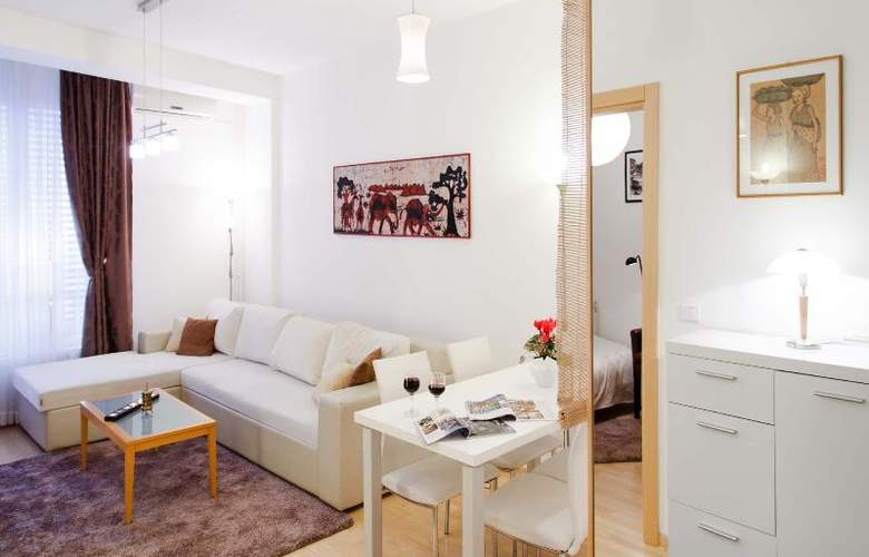 One Bedroom Apartment City Star - Hotel - 10