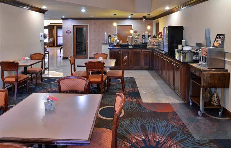 Best Western Plus Windsor Suites - Restaurant - 53