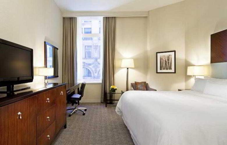 Le Westin Montreal - Room - 18
