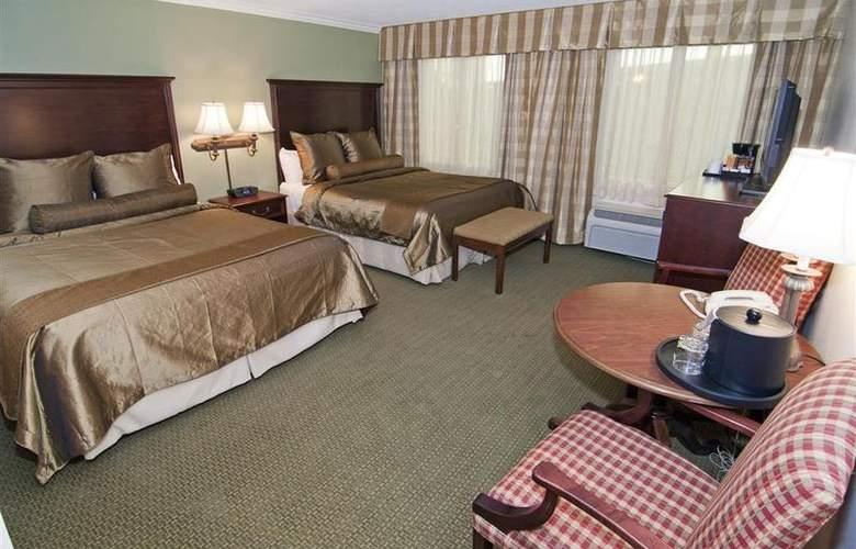 Best Western Plus White Bear Country Inn - Room - 88