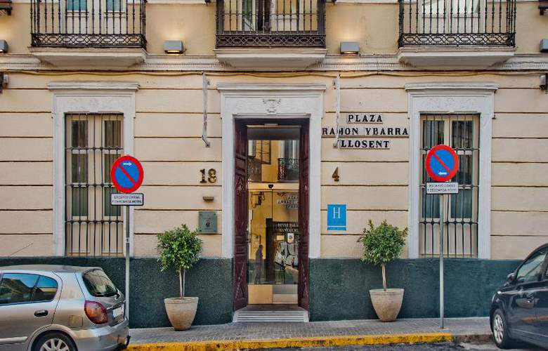 Petit Palace Santa Cruz - Hotel - 3