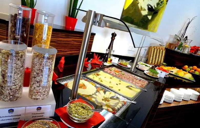 Best Western Plus Amedia Art Salzburg - Restaurant - 27