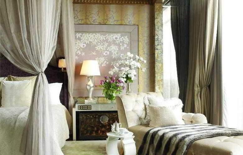 St. Regis Hotel Singapore - Room - 24