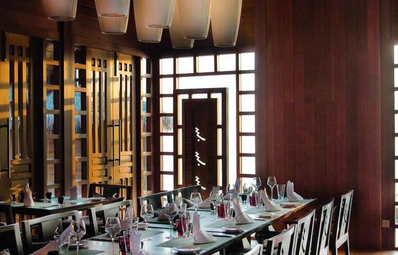 Lux South Ari Atoll - Restaurant - 6