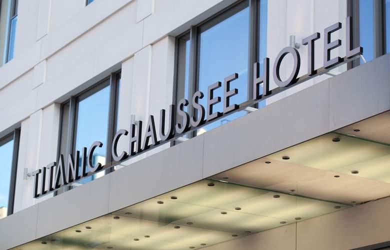 Titanic Chaussee Berlin - Hotel - 0